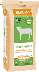 BERGIN Milch 40FIT